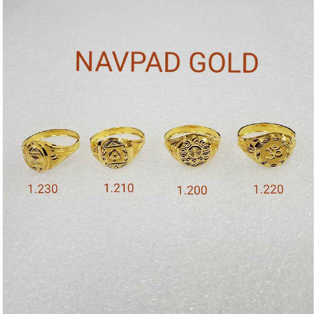 20kt gold rings NG-R011