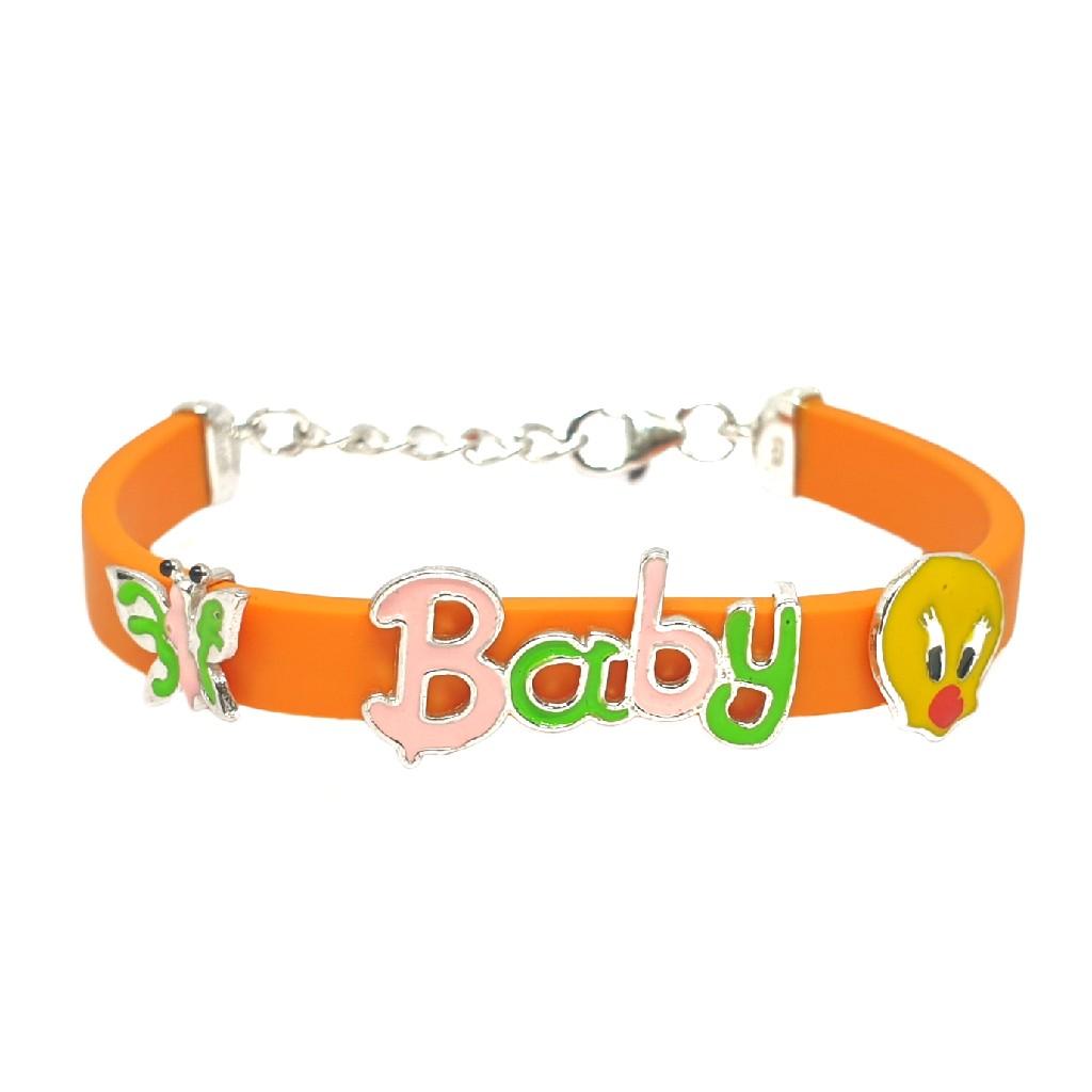 925 Sterling Silver Baccha Bracelet MGA - BRS1689
