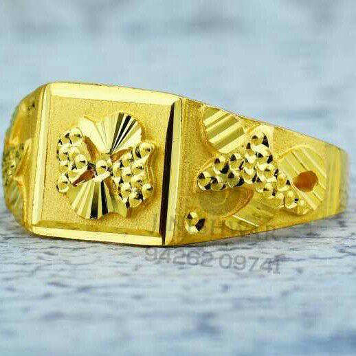 Designer Gents Ring 916