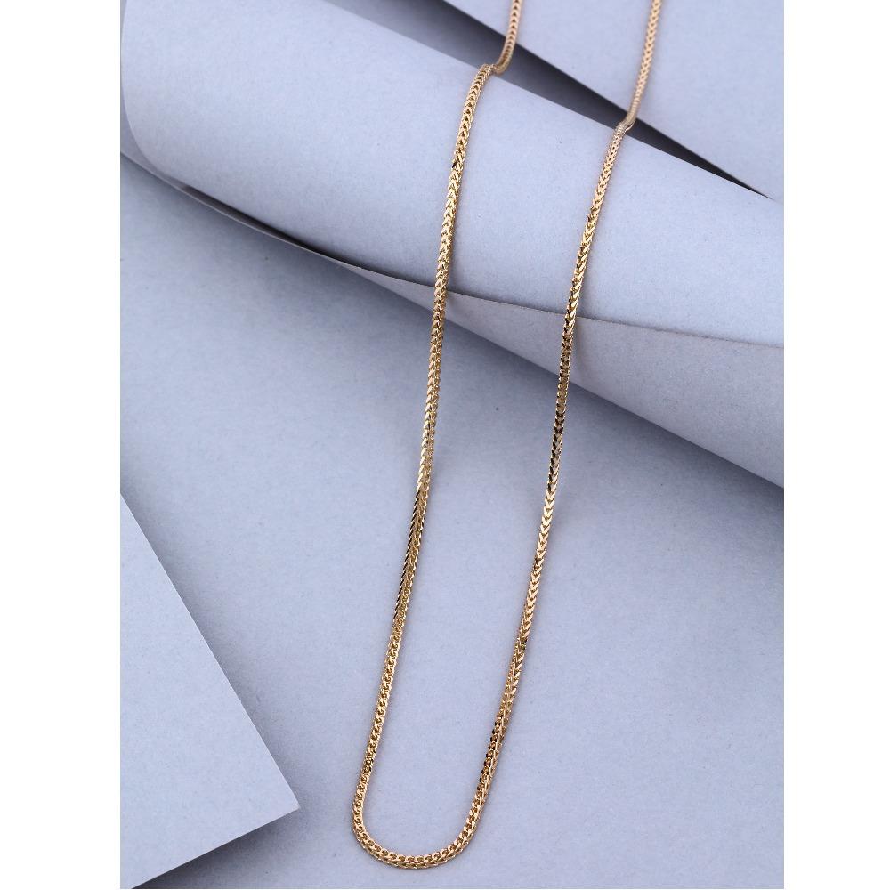 916 Gold Trendy chain