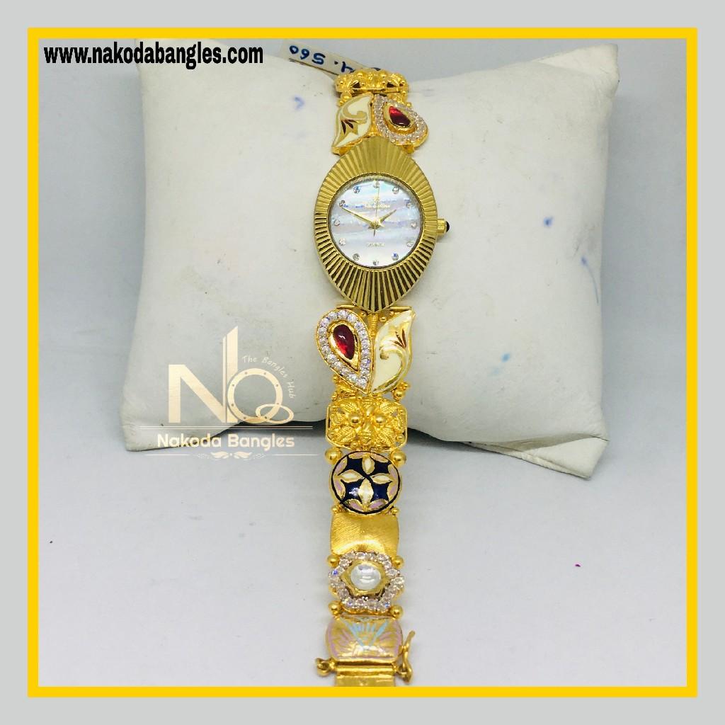 916 Gold Antique Watch NB - 1009