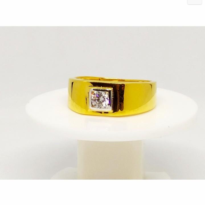 22 K Gold Ring. NJ-R0742