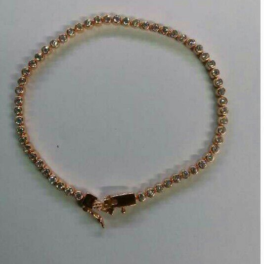 925 Silver Loose Fancy Bracelet