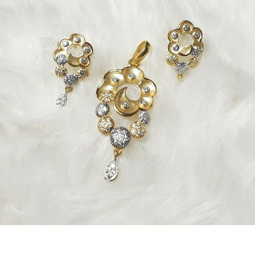 916 fancy pendant set