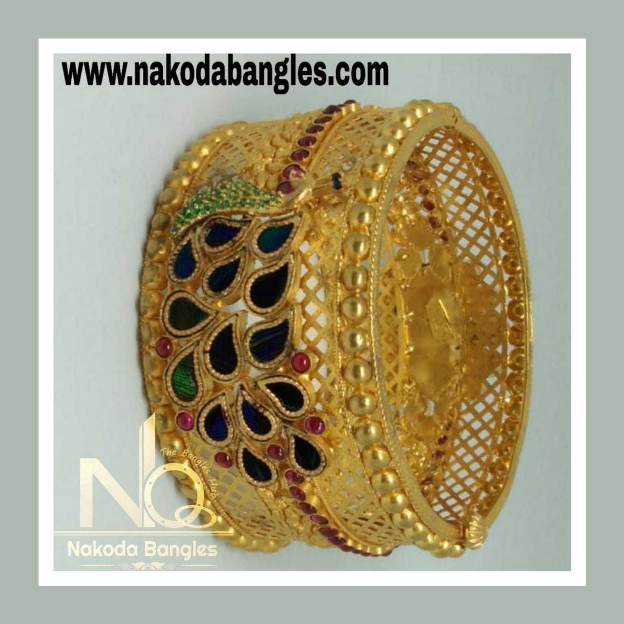 916 Gold Antique Chud NB-1123
