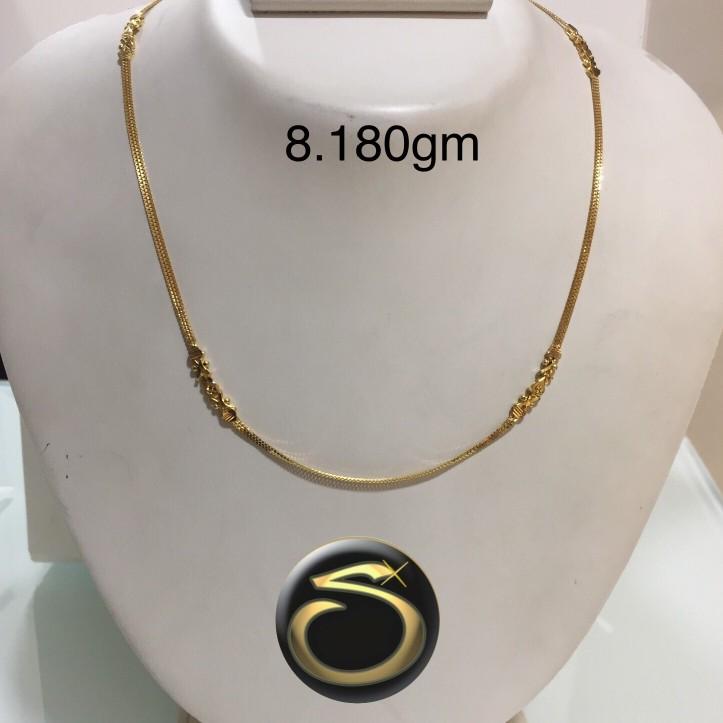 916 Gold Fancy dokiya SC-WK0351