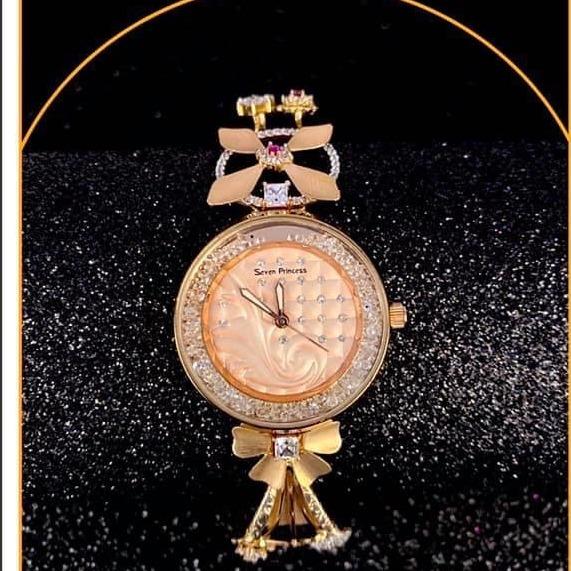 22Kt Gold Ladies Watch RH-LW45