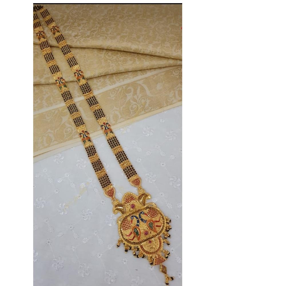 916 Gold long ganthan Mangalsutra