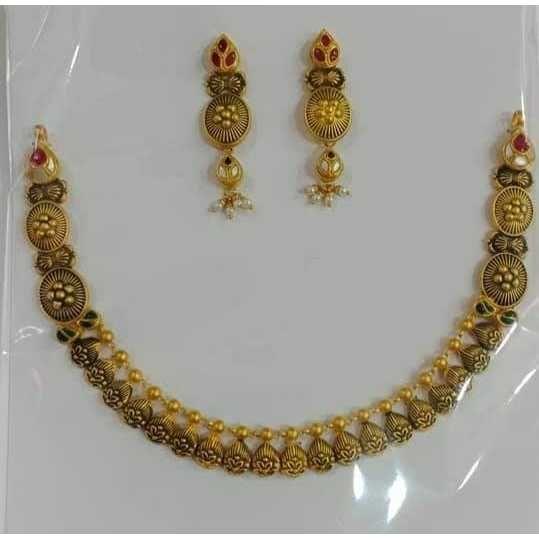 22ct Fancy Necklace