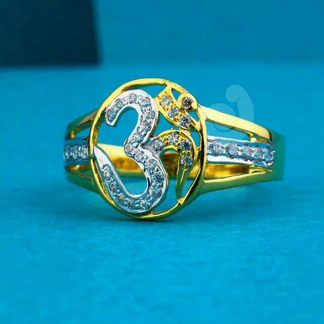 22ct Exclusive Gents Ring