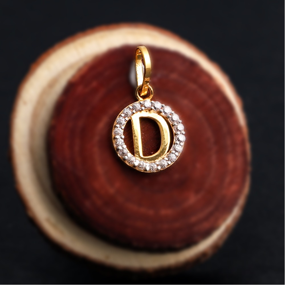 alphabet pendants