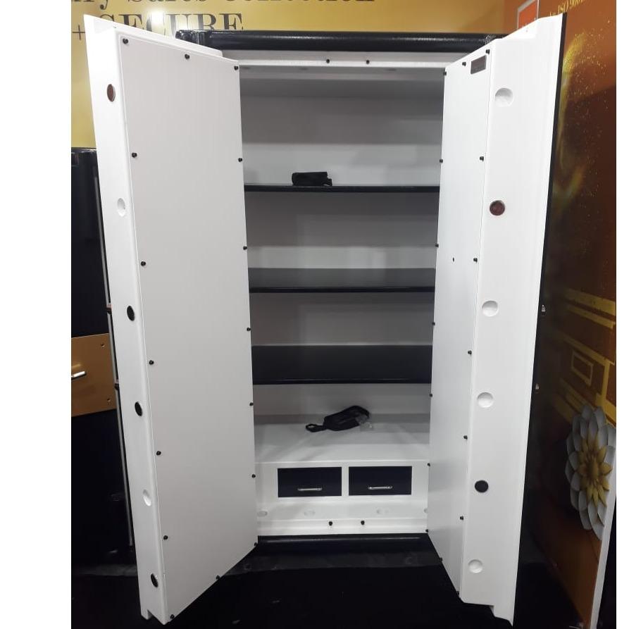 Multi layer heavy jewelry locker