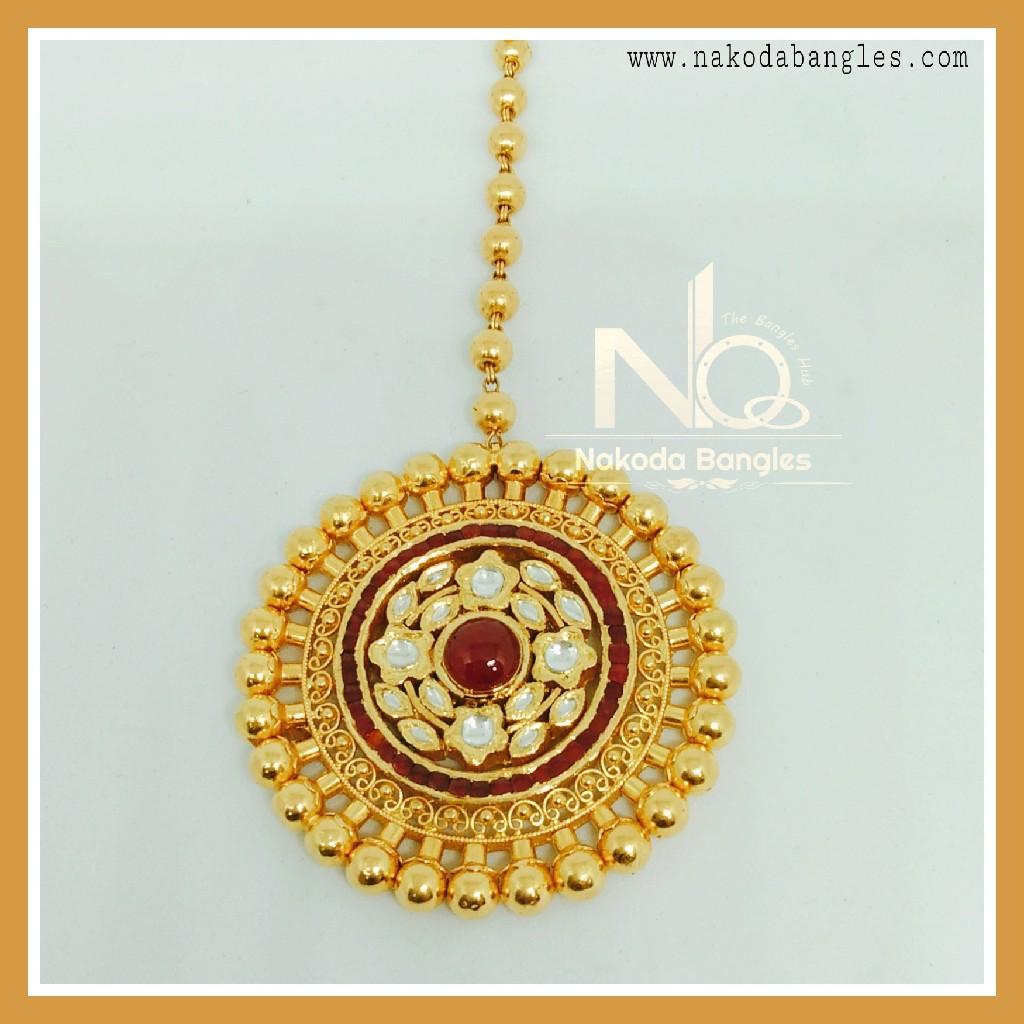 916 Gold Antique Rakhdi NB-267