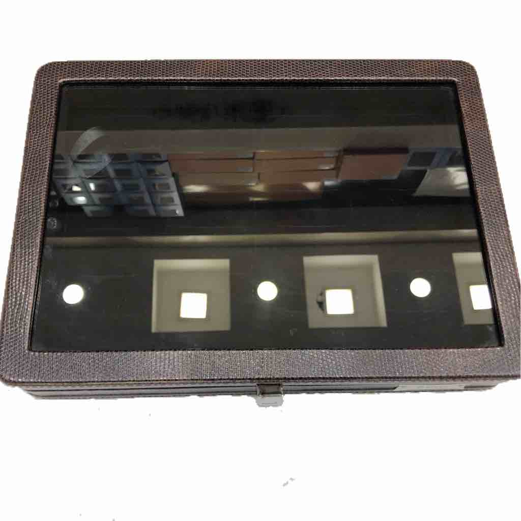Jewellery Stock box brown liz T/P