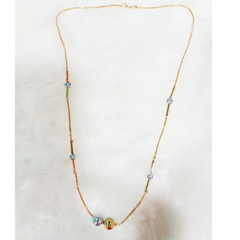 To tone dokiya necklace