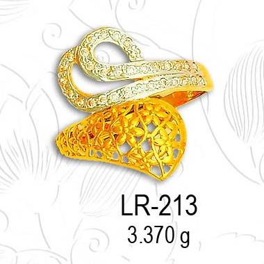 916 lADIES RING LR-213