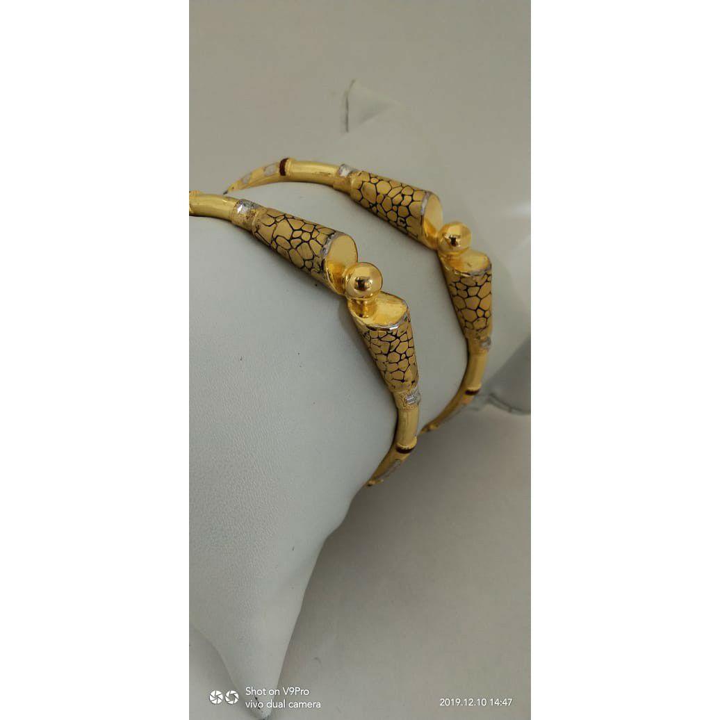 22kt 916 Gold Copper Kadli