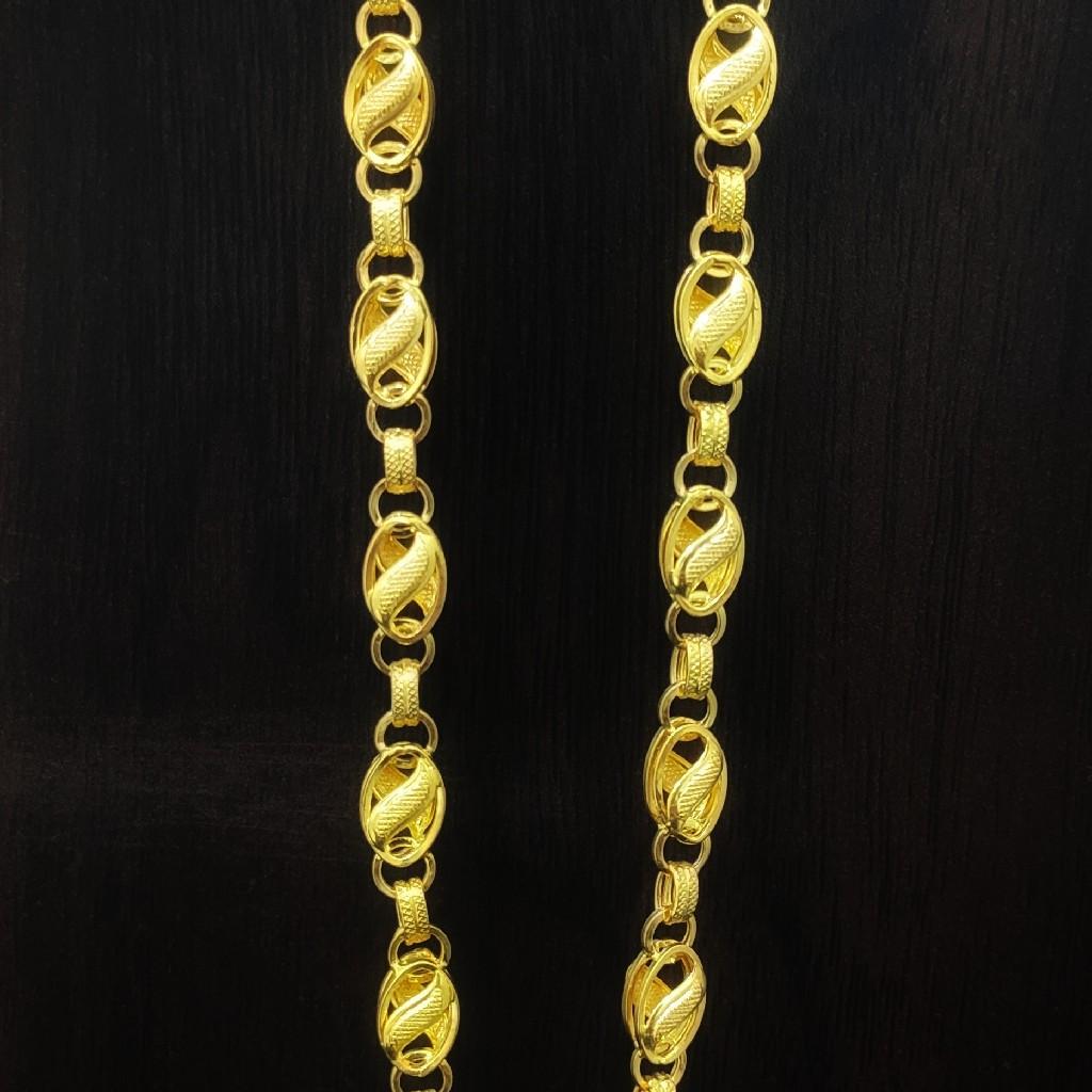 22 carat gents chain 15 gram