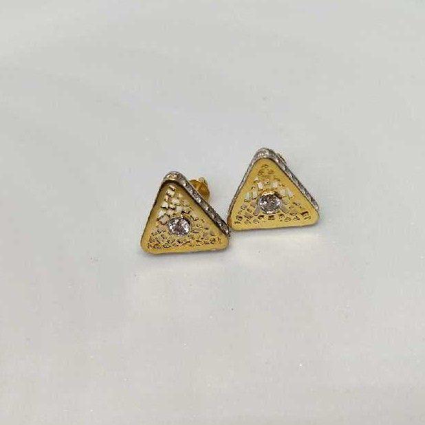 75KT Triangle Gold Classic  Butti