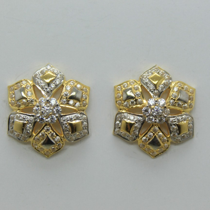 22k/916 gold Round tops for ladies