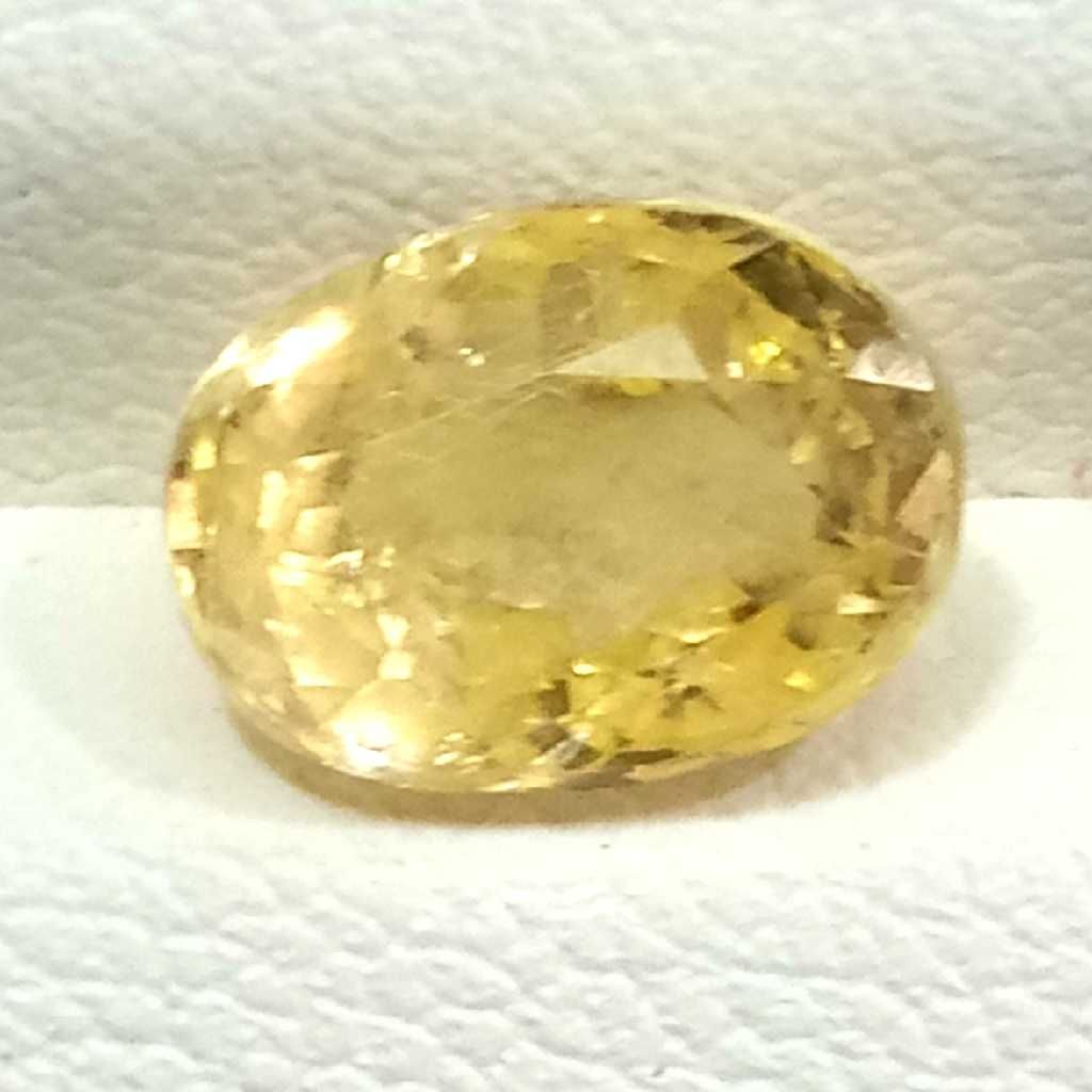 3.25ct oval yellow yellow-sapphire-pukhraj