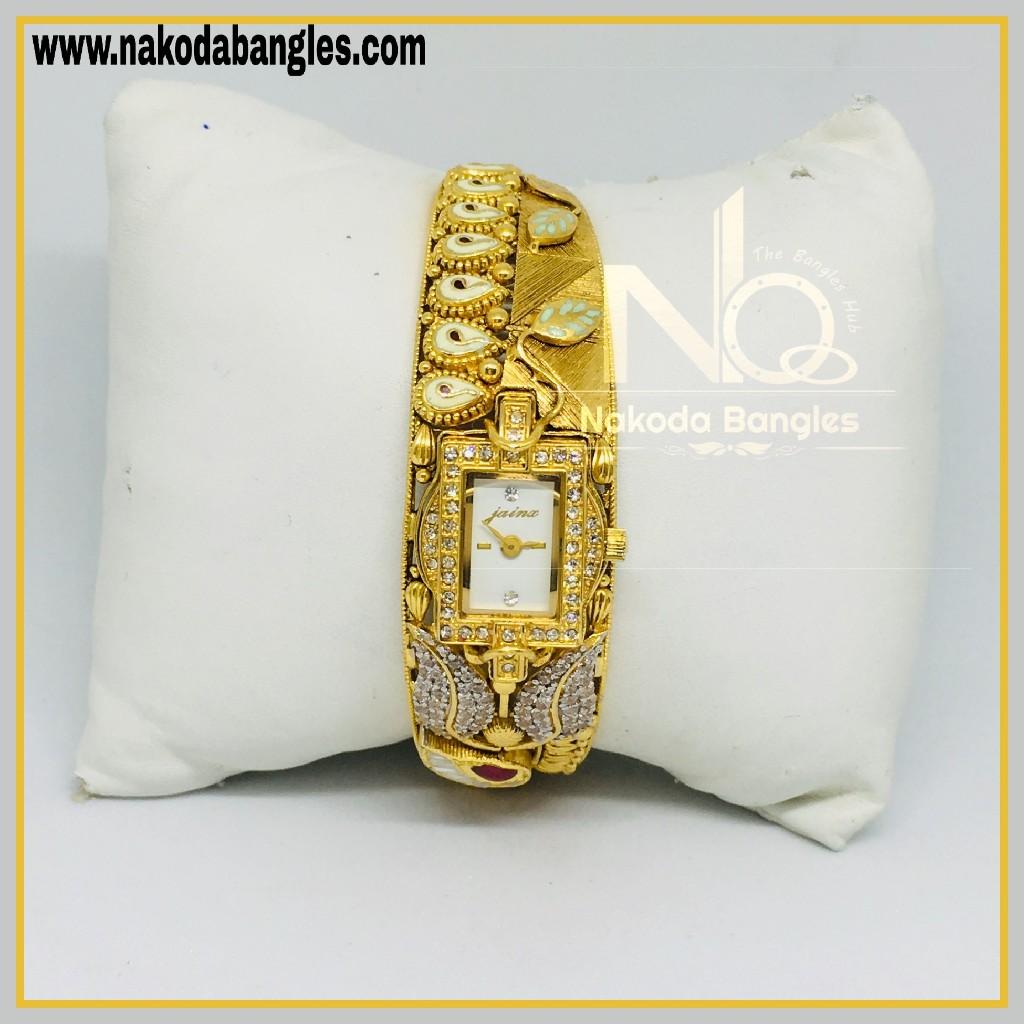 916 Gold Antique Watch NB - 395