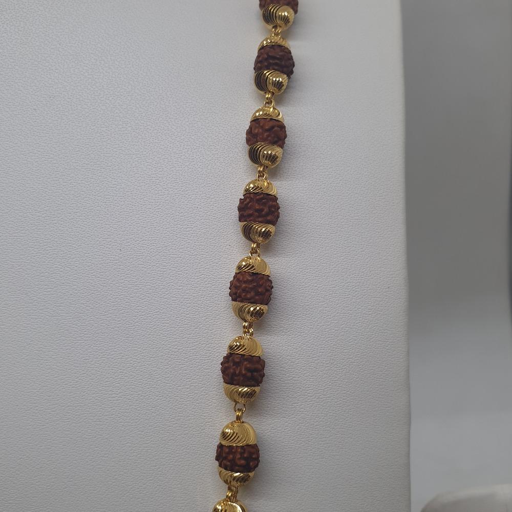 Rudraksh Mala RMG-0046 Gross Weight-28.940 Net Weight-22.600