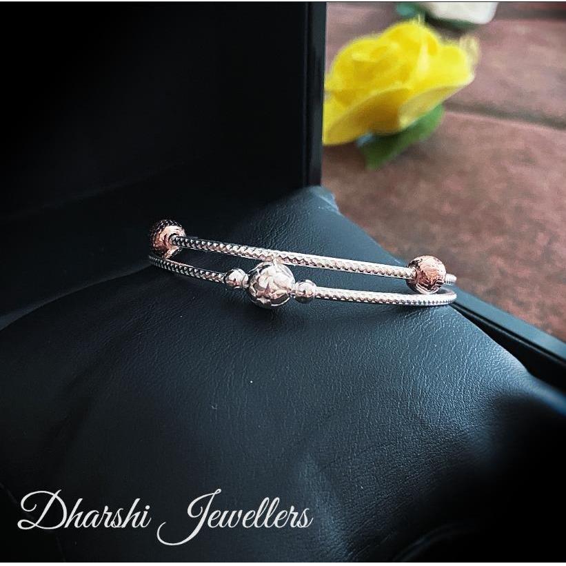Silver Trendy Bracelet