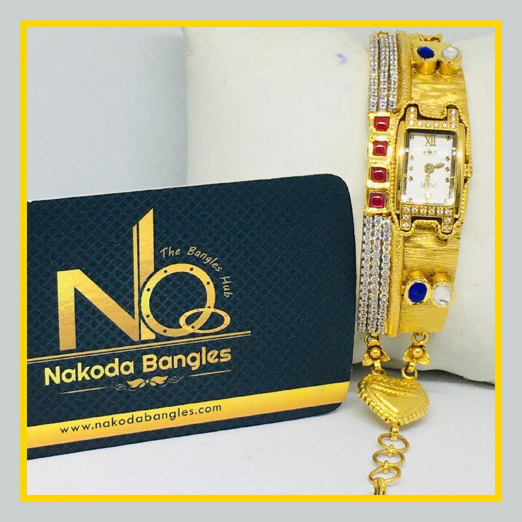 916 Gold Antique Watch NB - 1021