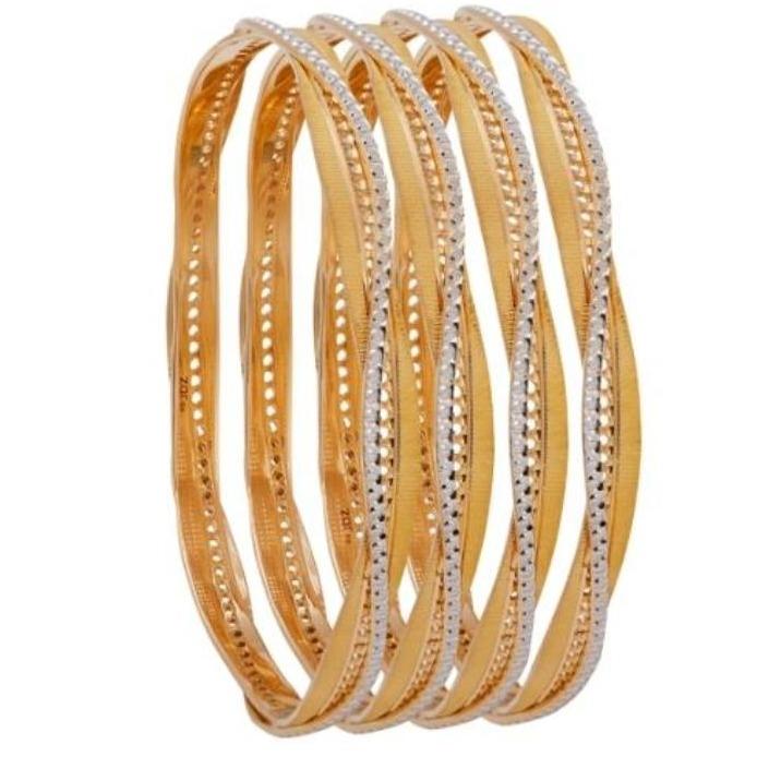 22 kt 916 gold bangles