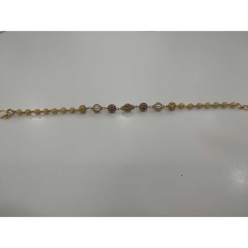 22 KT Gold Antique Loose Bracelet