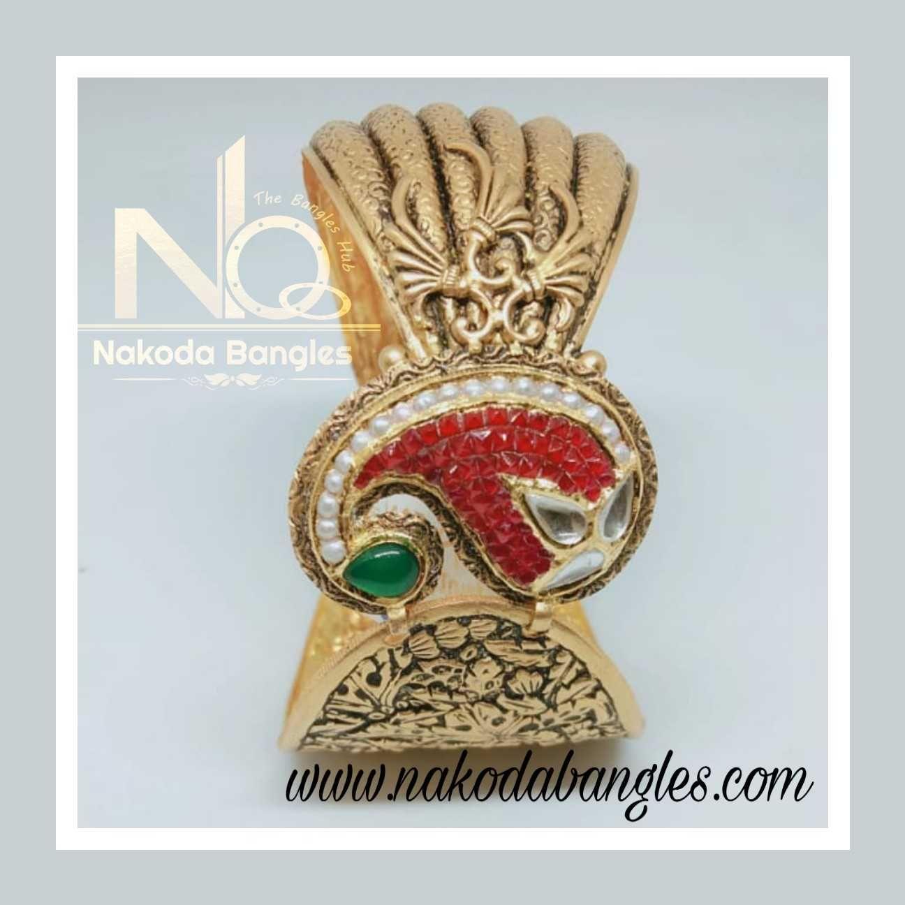 916 Gold Antique Chud NB-1121