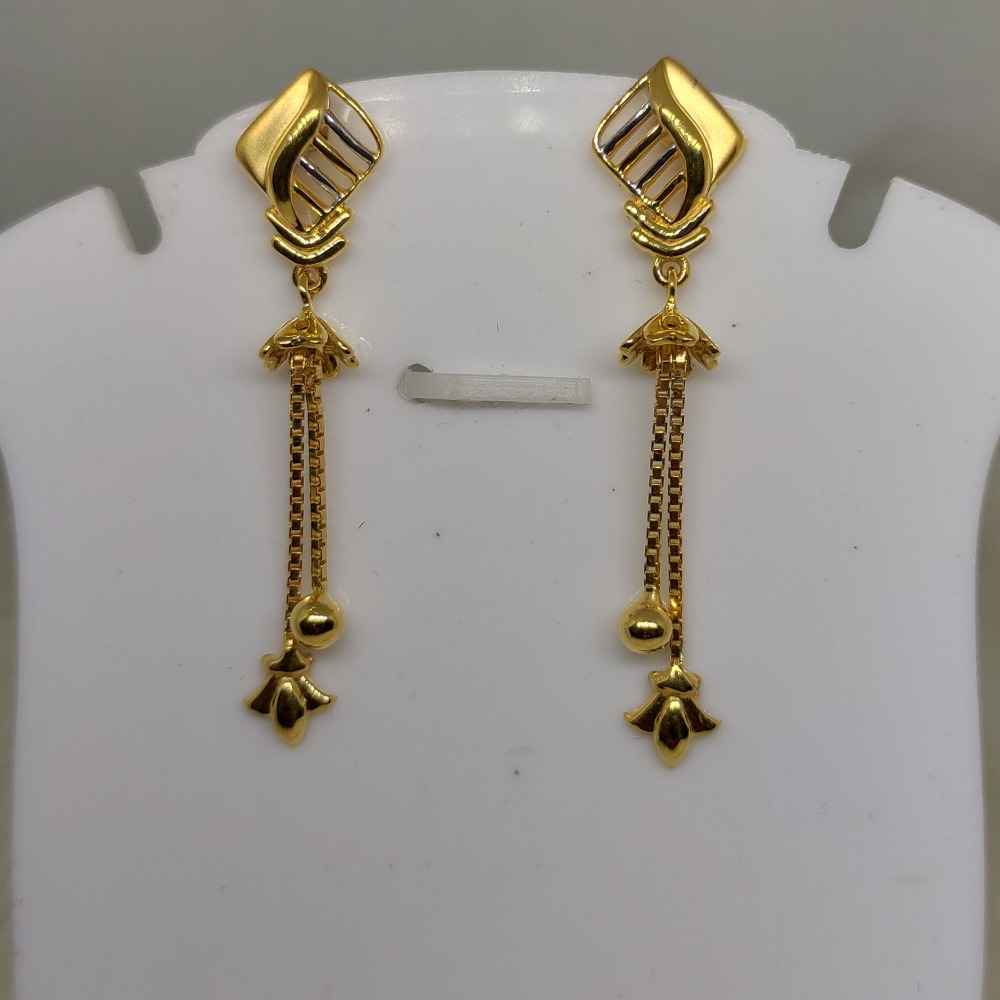 22KT Gold earring SOG-E033