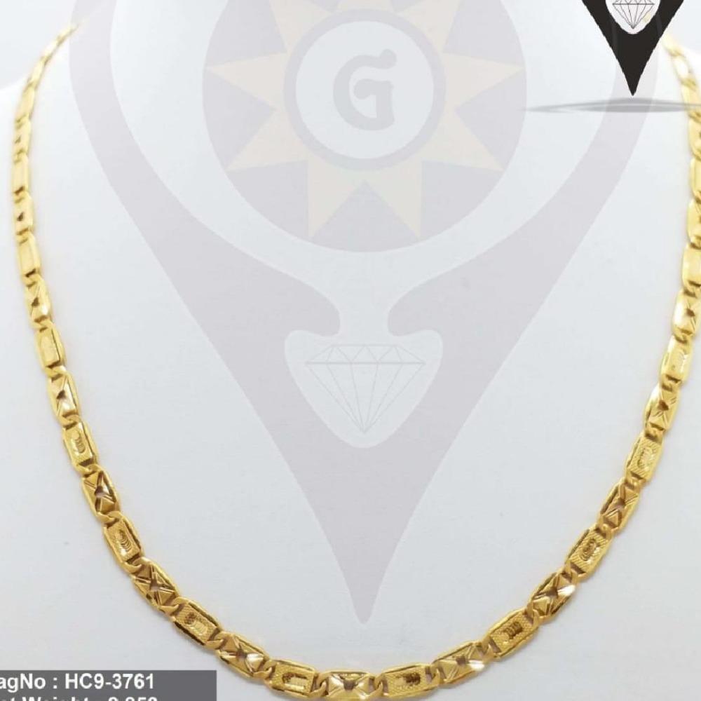916 gold Hallmark Wedding Wear Chain