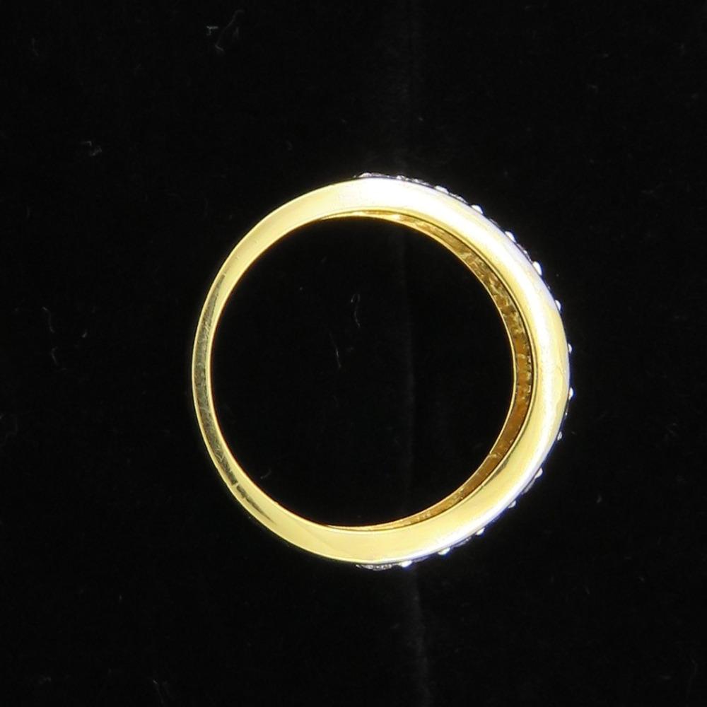 Classic Diamond Ring Band KJ-R17