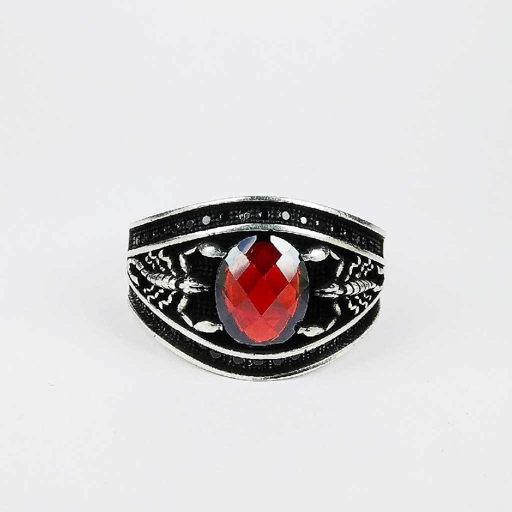 92.5 sterling silver turkish ring ml-135
