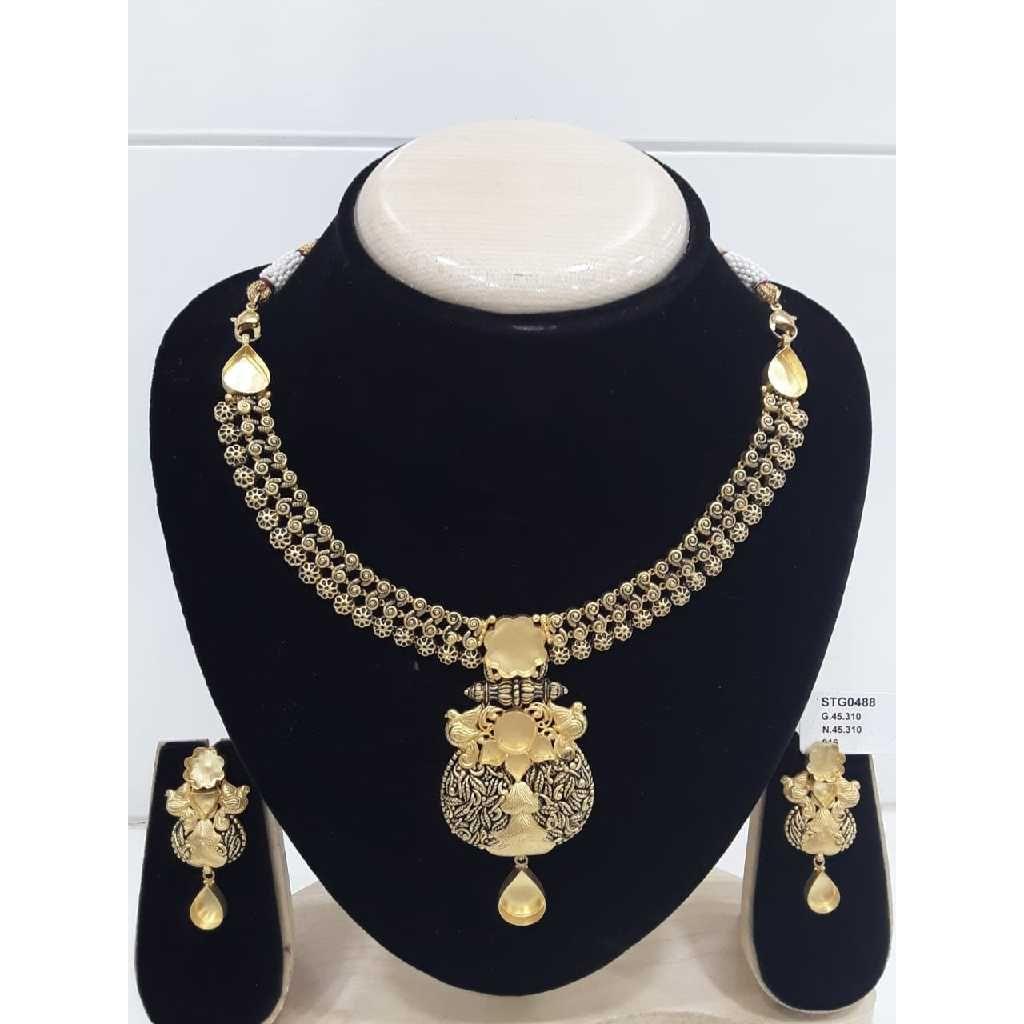 916 Fancy Antique Jadtar Khokha
