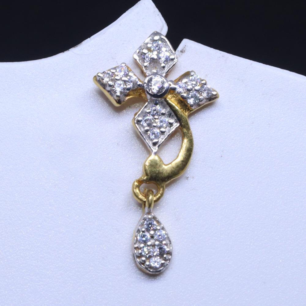 22KT / 916 Gold fancy Square Flower earring for Ladies BTG0311