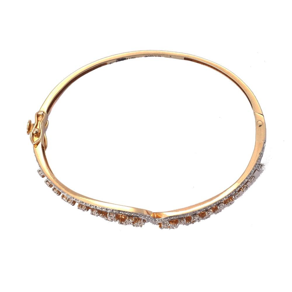 916 Gold Designer Bracelet For Women