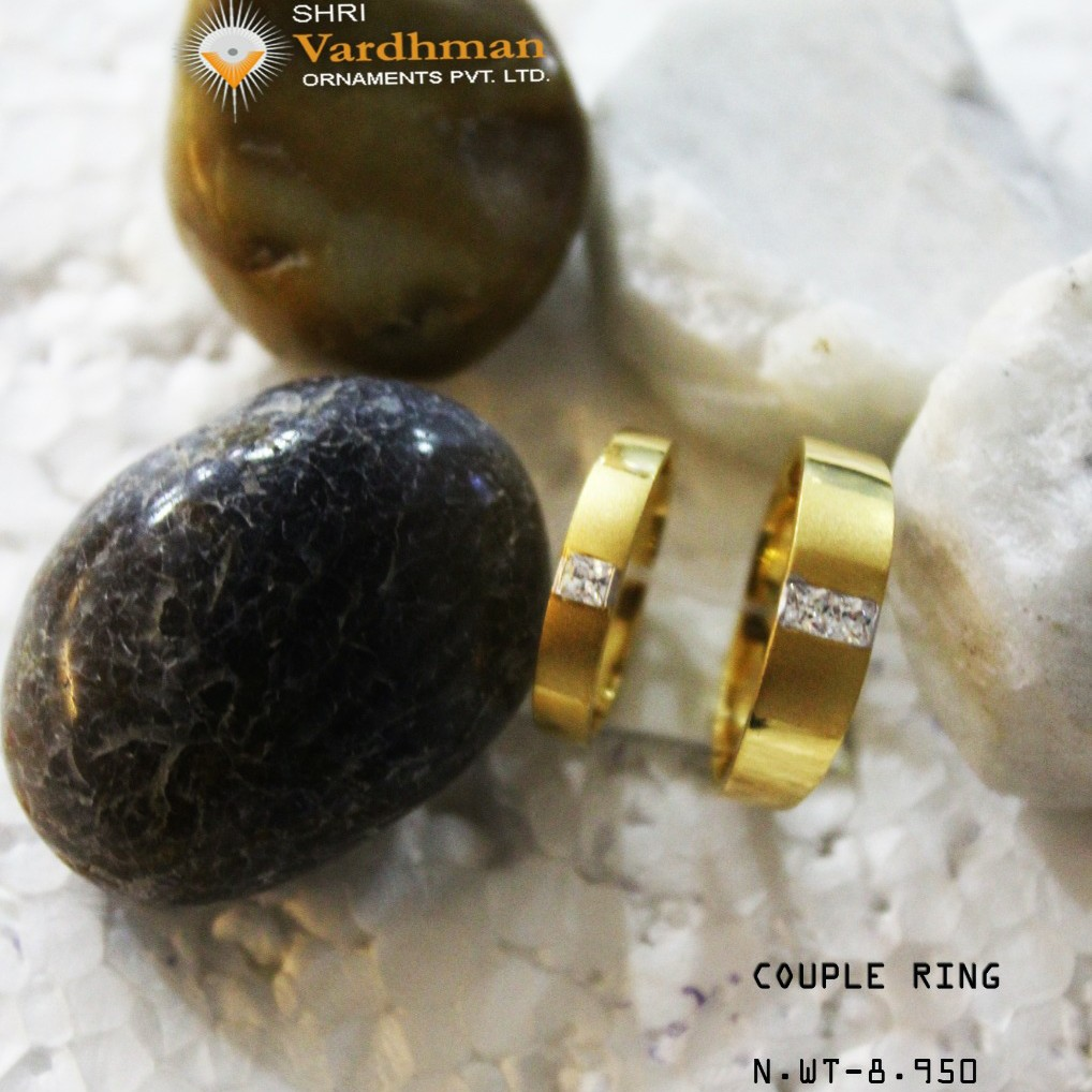 22kt(916) couple ring