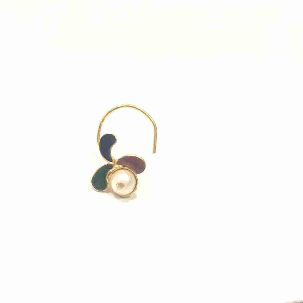 16ct mina nosepins flower shape