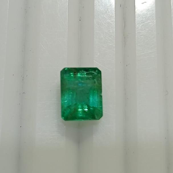 3ct Square Shape Green Emerald-Panna SG-E02