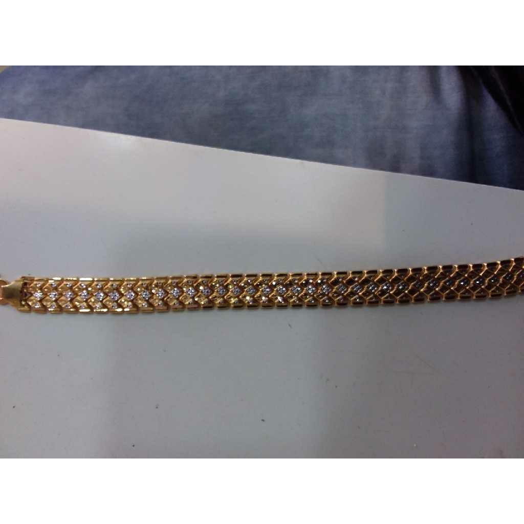 916 Gold Singapur Bracelet