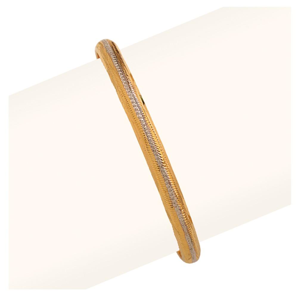916 Gold Antique Gents Bracelet RJA-025