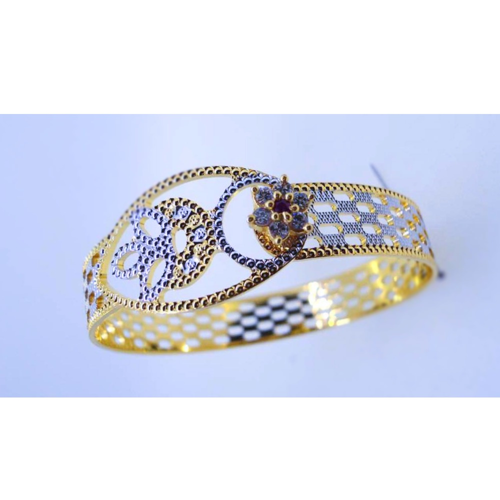 916 Gold CNC Casting Ladies Kada SB-B015