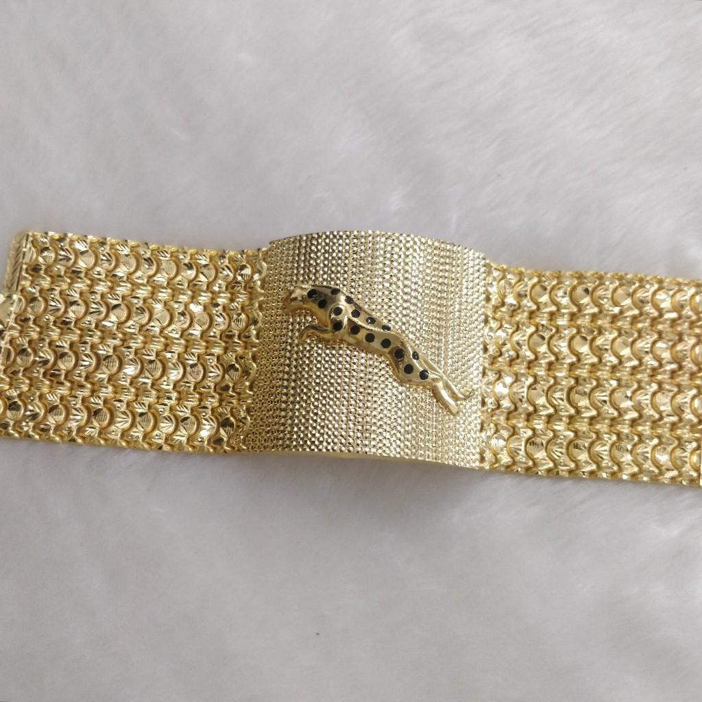 916 Gold Fancy Gent's Bahubali lucky