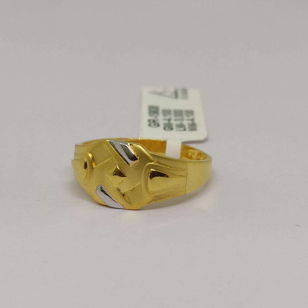 916 Gold Men's Rings SOG-R93