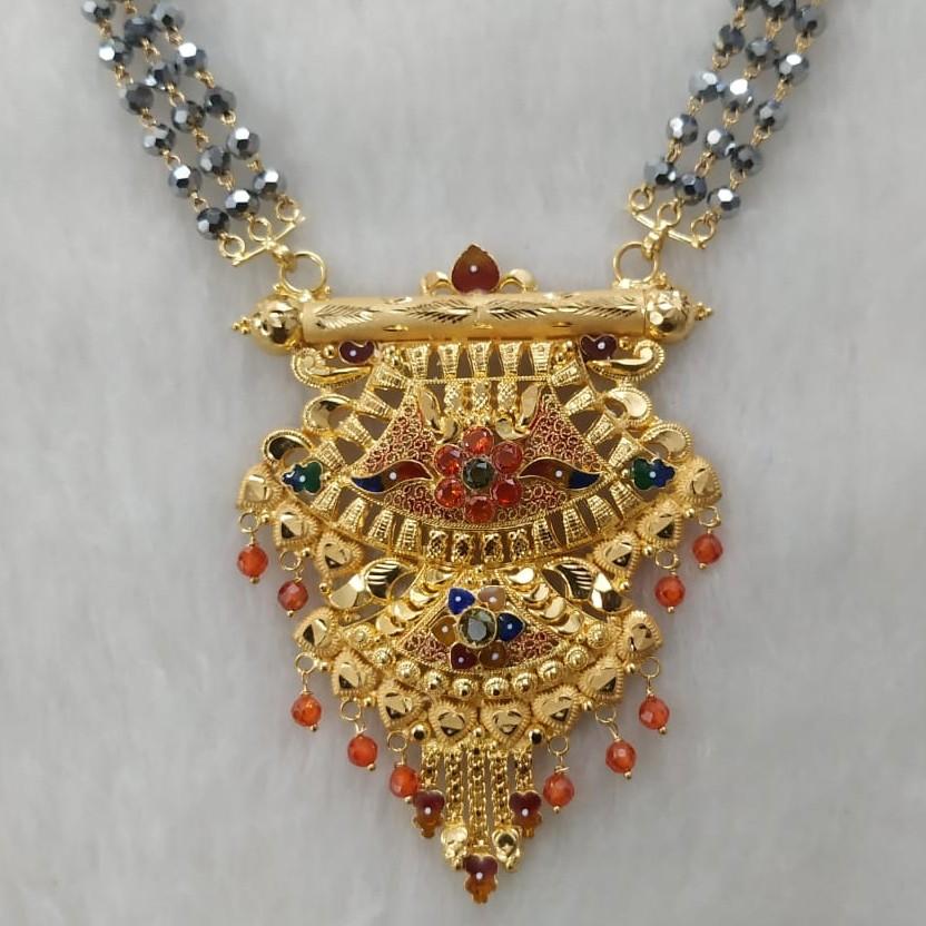 916 Gold Fancy Mangalsutra
