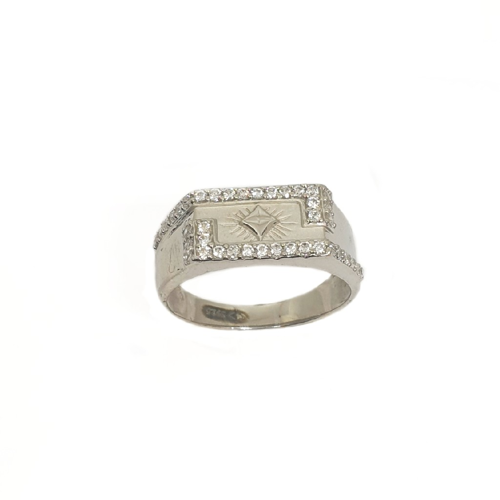925 Sterling Silver Fancy Ring MGA - GRS2171