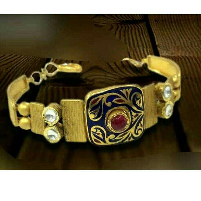 916 Gold Antique Ladies Bracelet